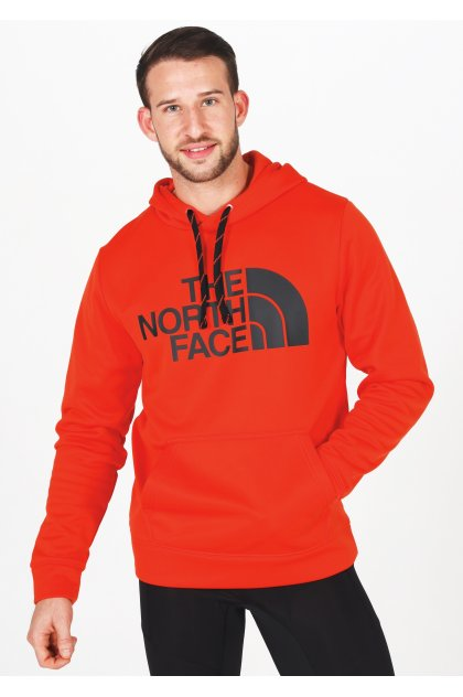 The North Face sudadera Surgent Halfdome