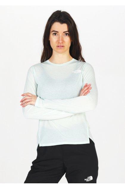 The North Face camiseta manga larga Up With The Sun