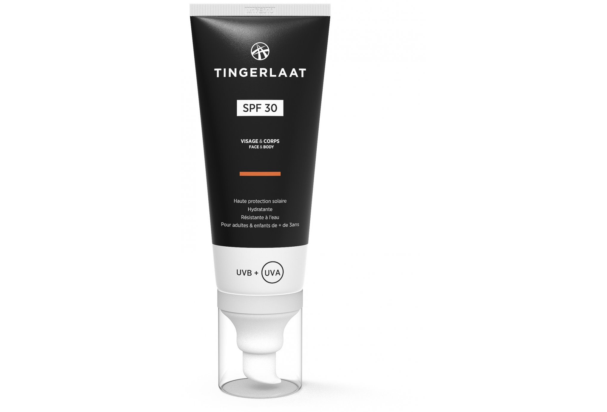 Tingerlaat SPF30 - 60 mL Protection musculaire & articulaire