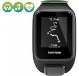 Tomtom Runner 3 Cardio + Music + Casque Bluetooth - Large