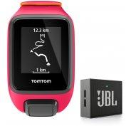 Tomtom Runner 3 Cardio + Music - Small - Haut parleur JBL