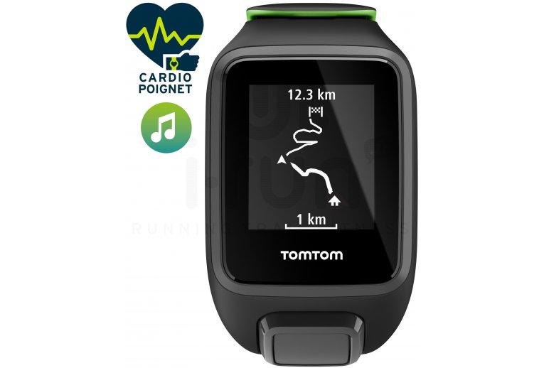 0da611515788 Tomtom Runner 3 Cardio + Music - Small en promoción