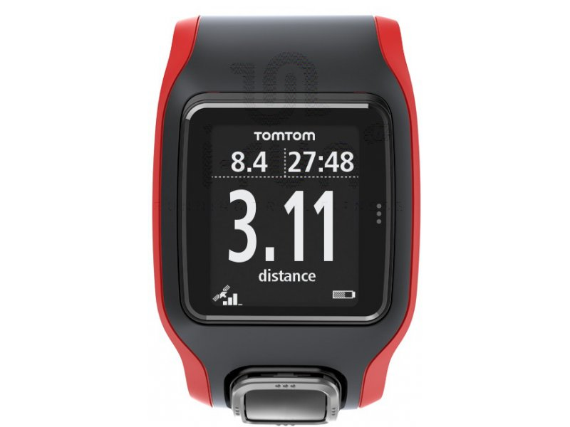 Montre Gps Cardio Electronique Tomtom Runner fYby76g