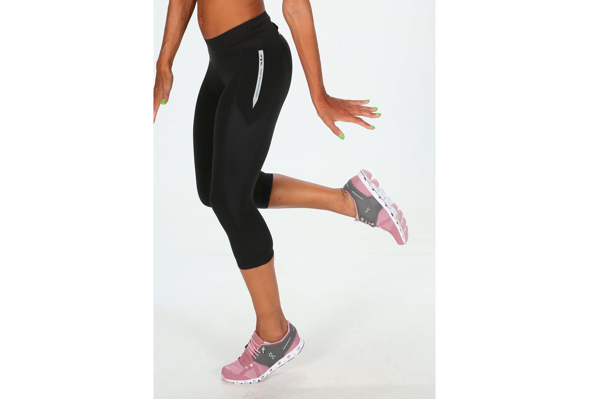 Uglow 3/4 tight w vêtement running femme