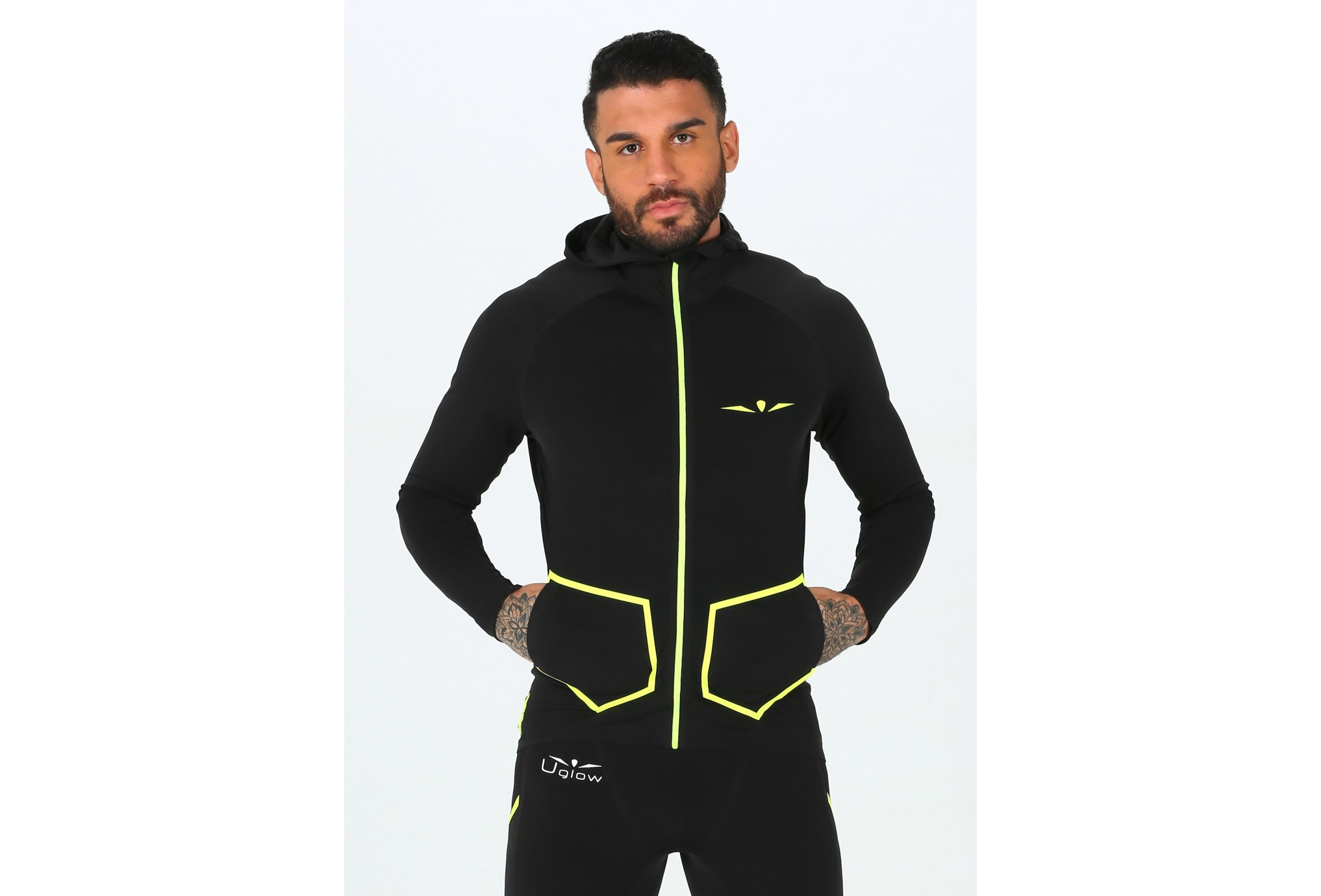 Uglow Hooded M Diététique Vêtements homme