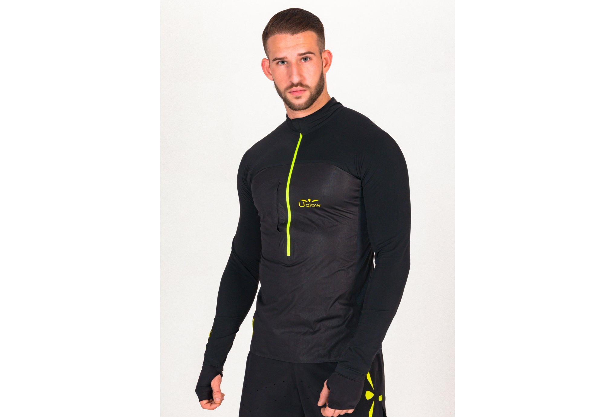 Uglow Membrane Winter 3/4 Zip M Diététique Vêtements homme