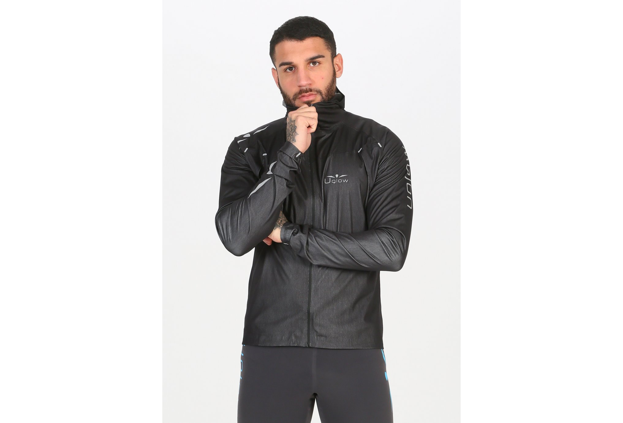 Uglow Rain Jacket X M Diététique Vêtements homme