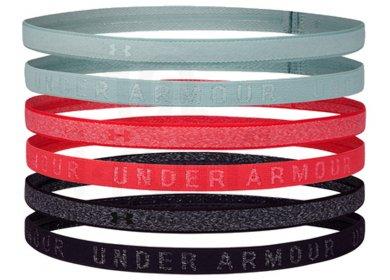 Under Armour Bandeaux Elastiques Mini x6