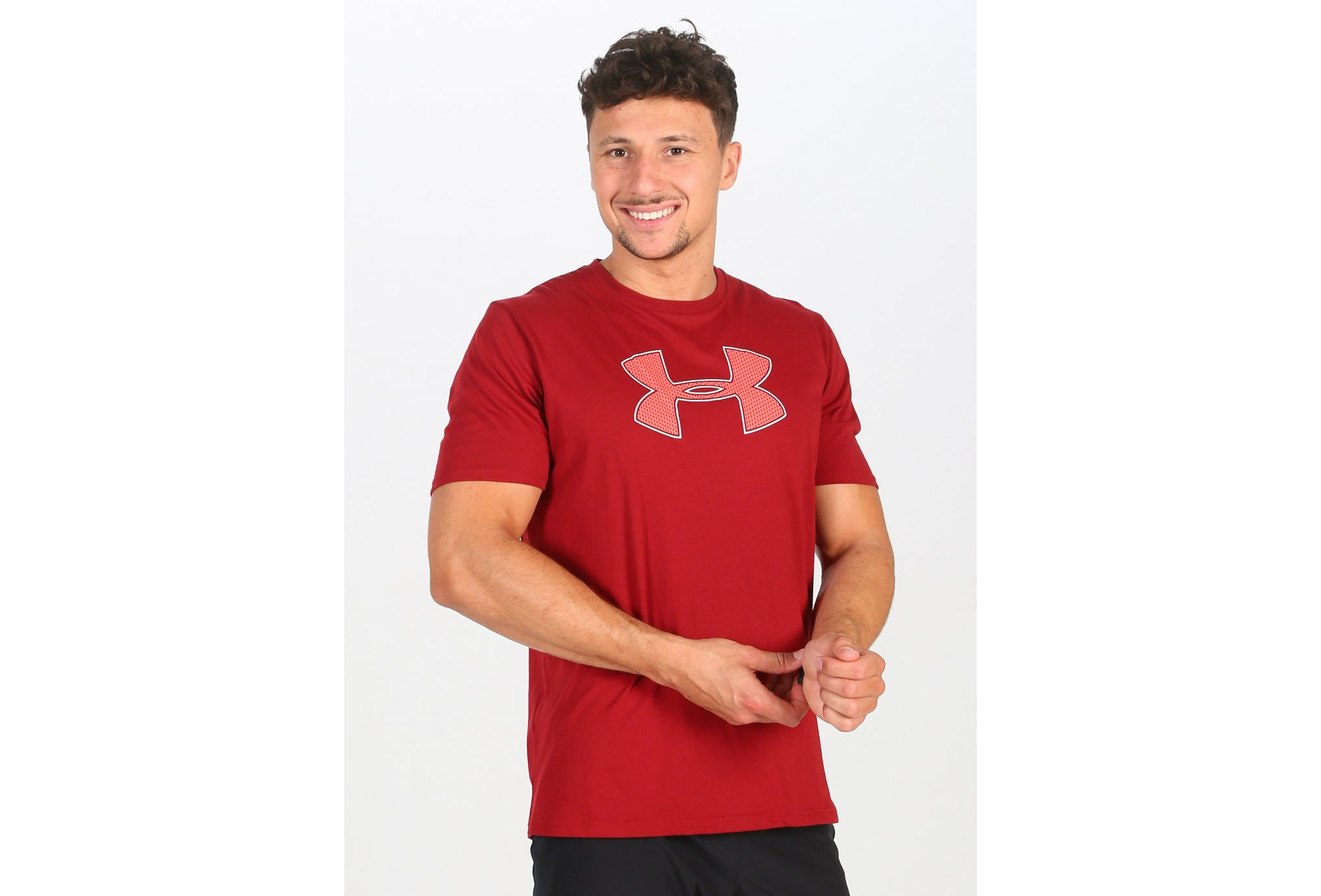 Under Armour Big Logo M vêtement running homme