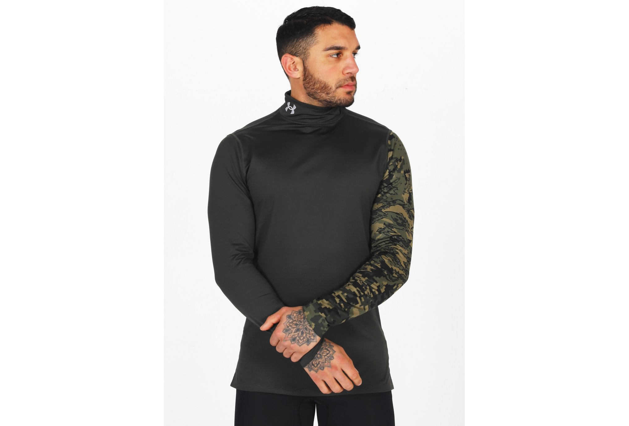 Under Armour ColdGear Armour Printed M vêtement running homme