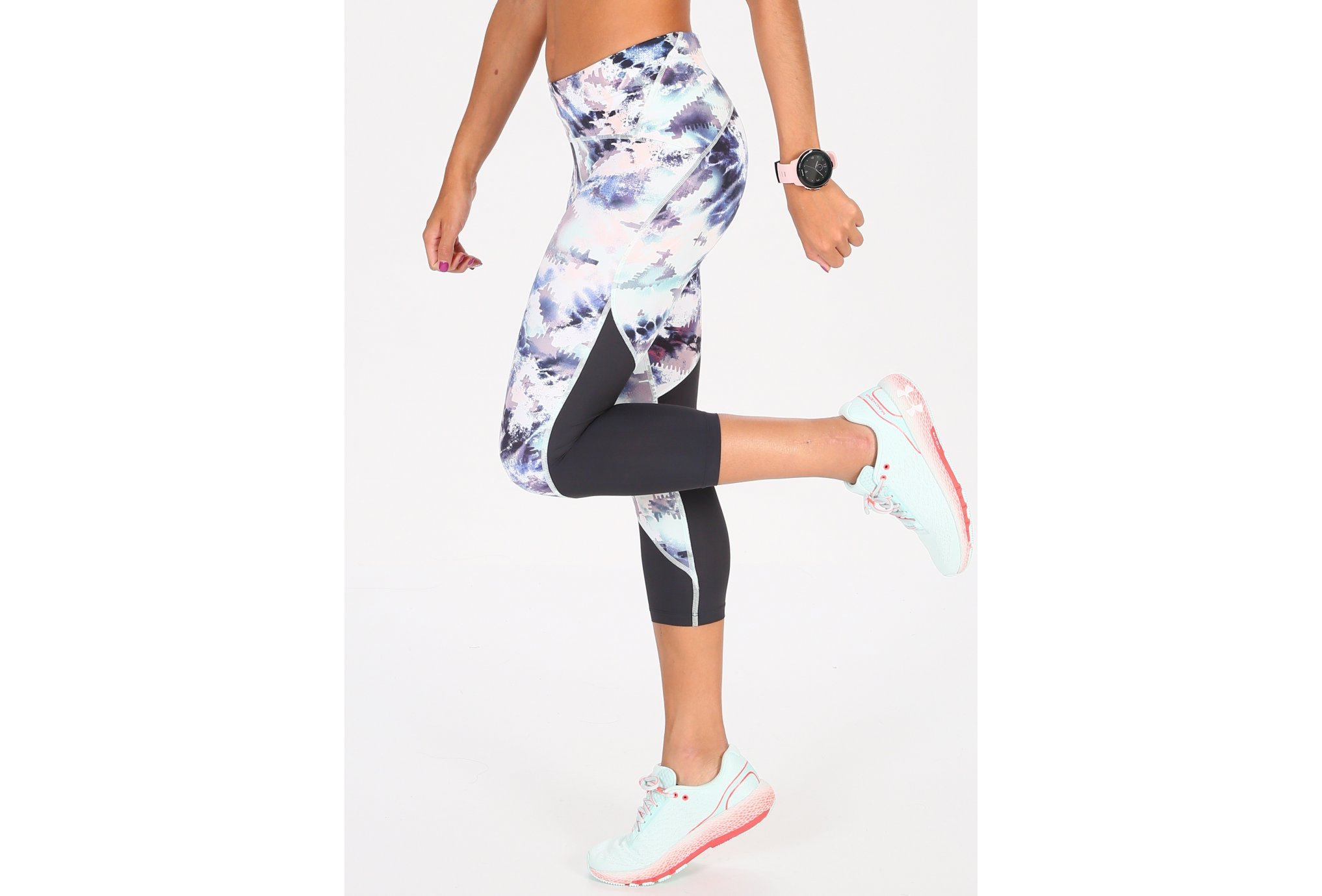 Under Armour Fly Fast Printed W vêtement running femme