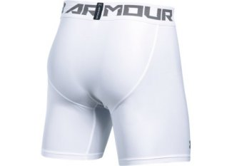 Under Armour Malla corta HeatGear Armour Mid