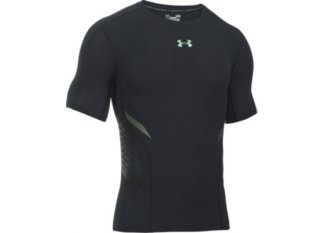 Under Armour Camiseta manga corta HeatGear Zone Compression
