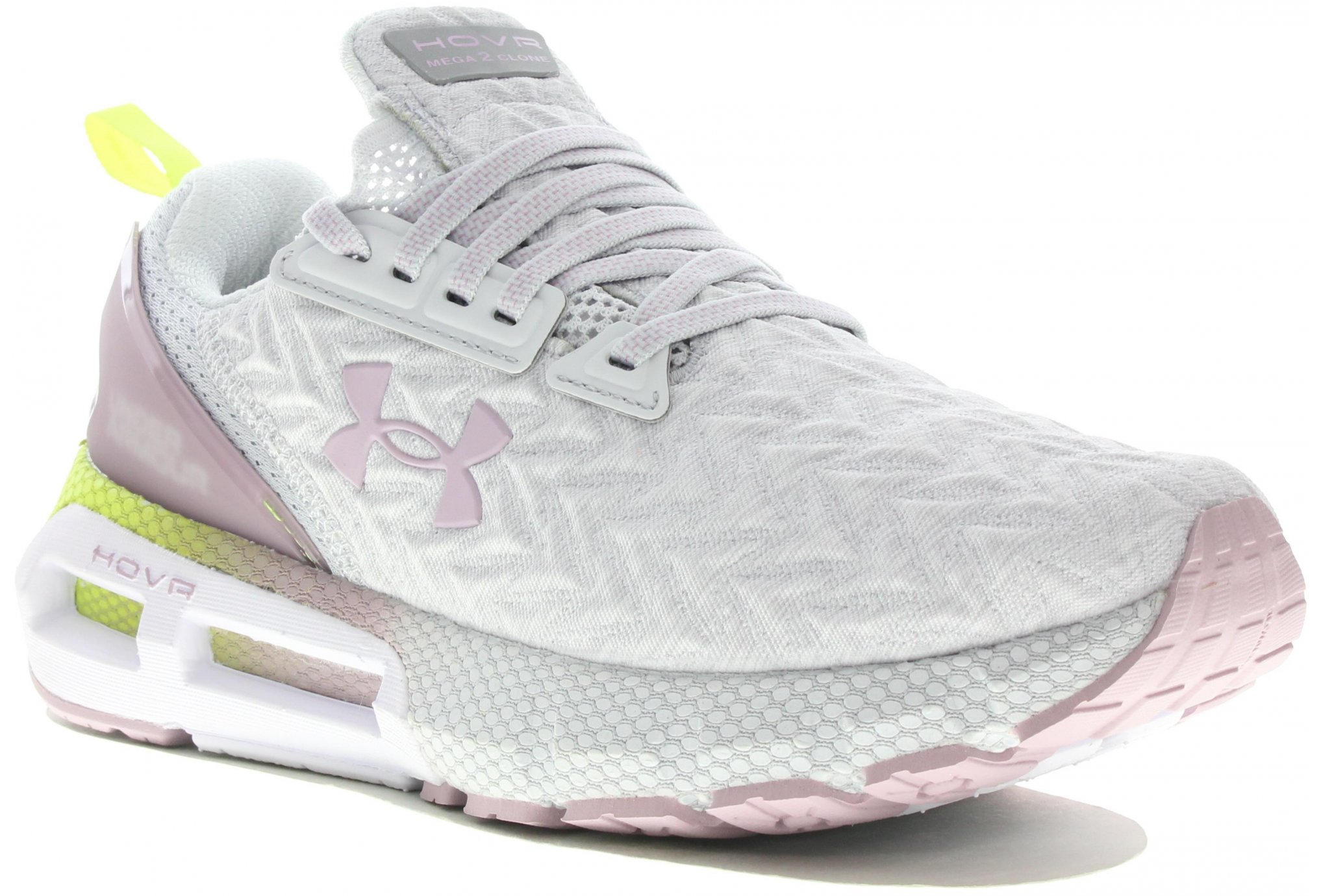 Under Armour HOVR Mega 2 Clone W Chaussures running femme