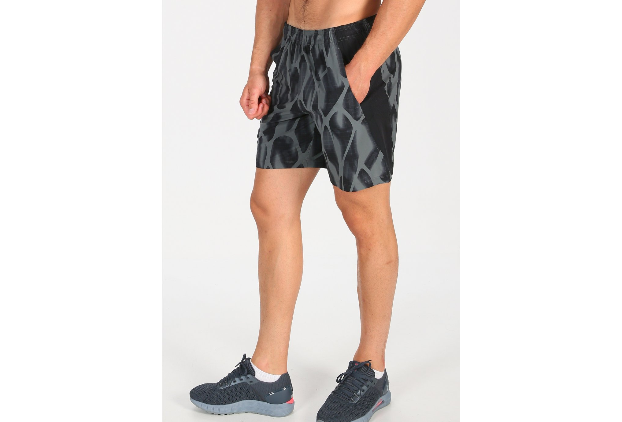 Under Armour Launch SW Print M vêtement running homme