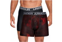 Under Armour Lot 2 Boxers Original Series 6 Boxerjock M
