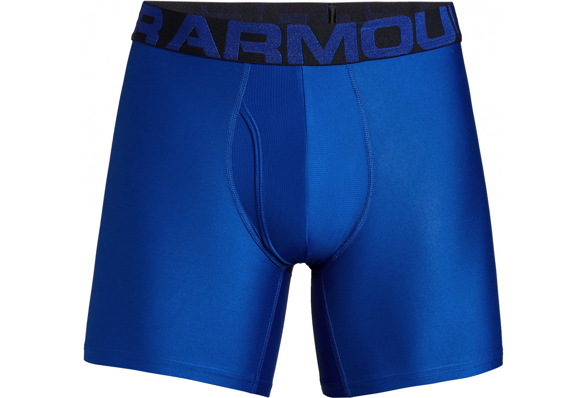 Under Armour Lot 2 Boxers Tech 6 inch Boxerjock M vêtement running homme