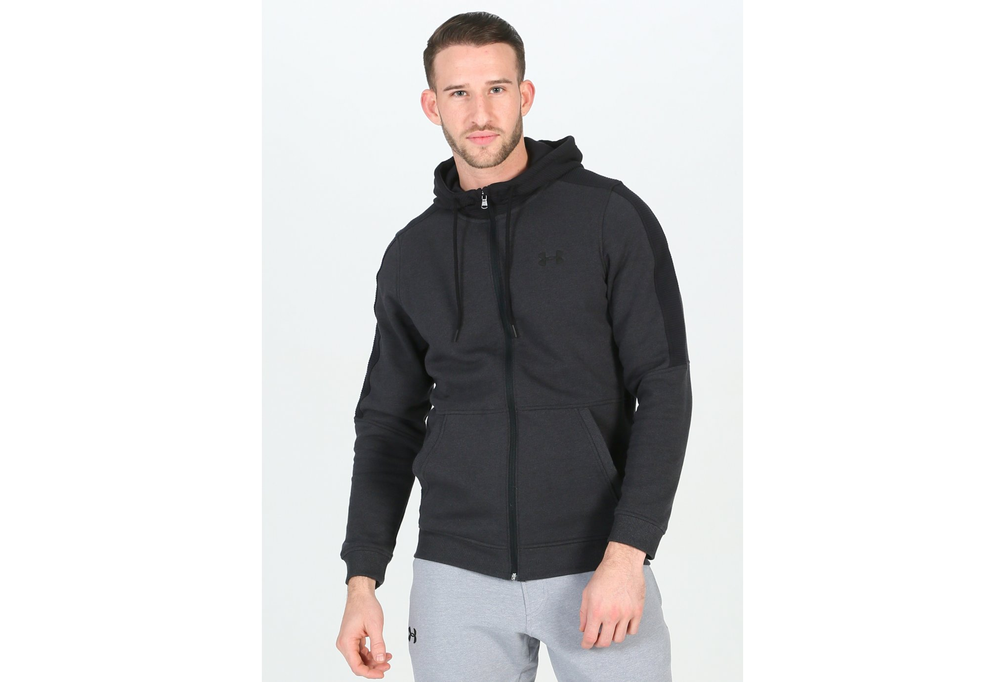 Under Armour Microthread Fleece M vêtement running homme