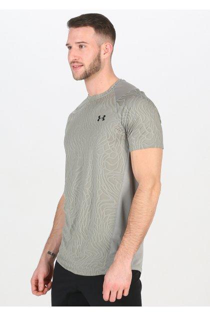 Under Armour camiseta manga corta MK1 Jacquard