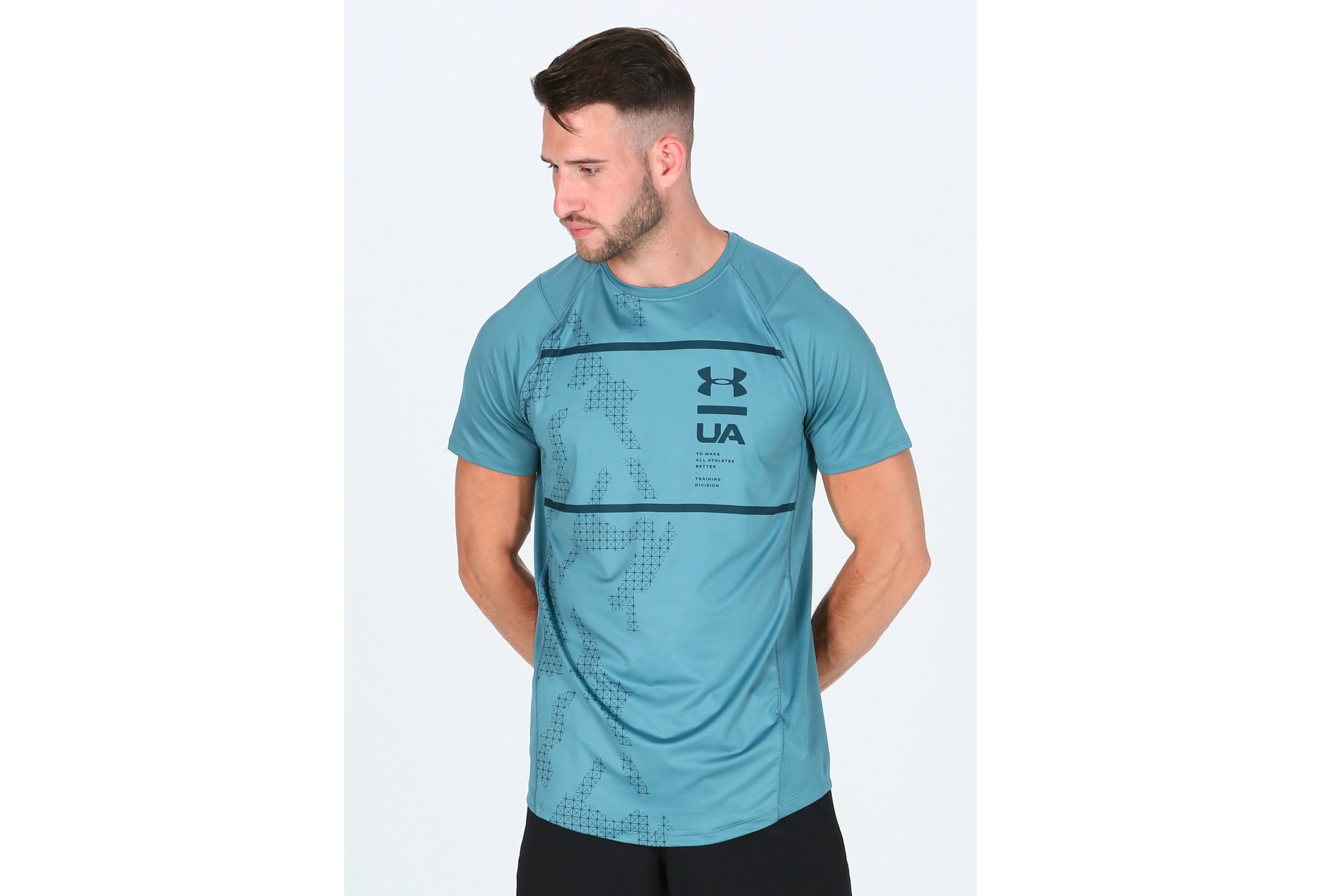 Under Armour MK1 Q2 Print M Diététique Vêtements homme