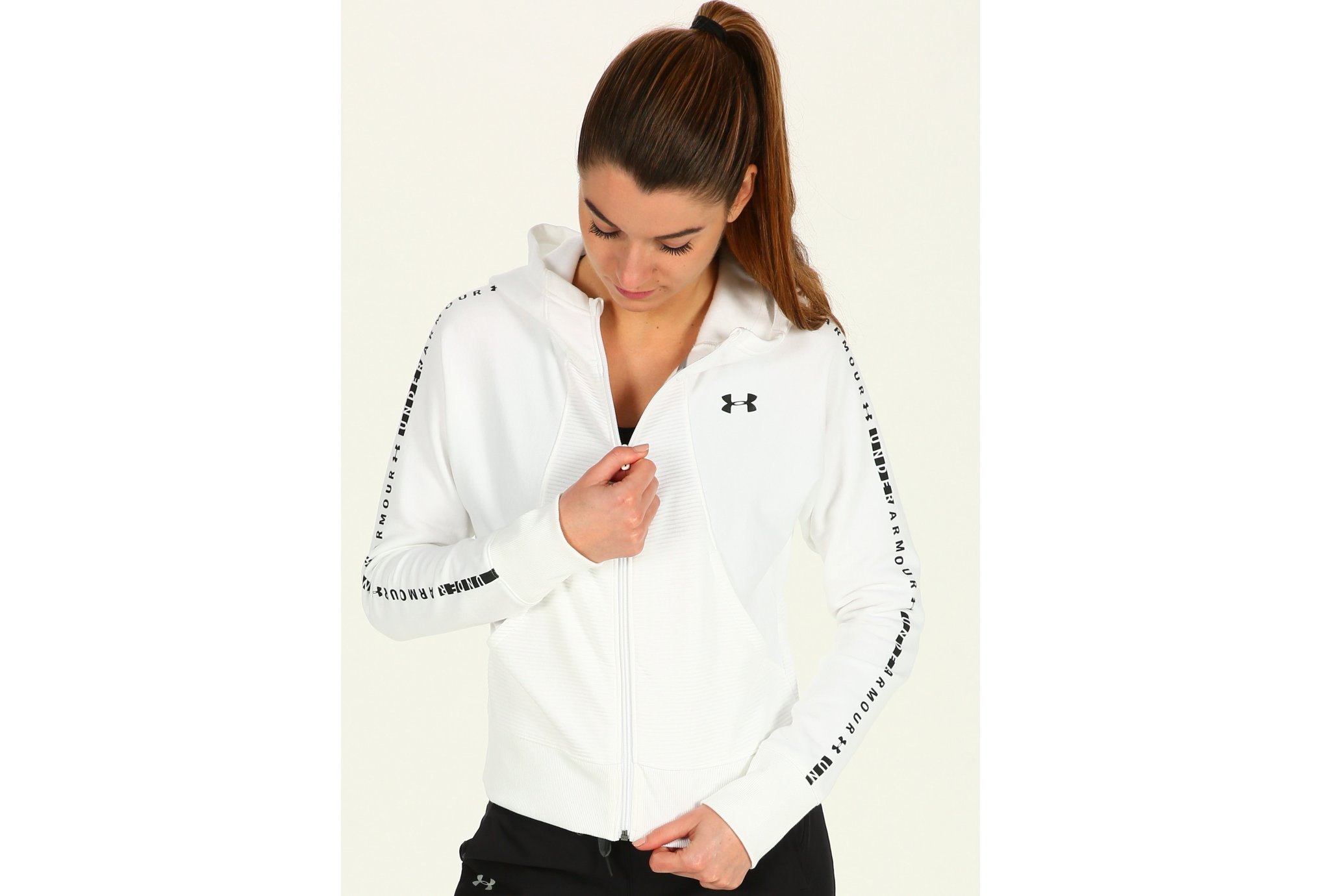 Under Armour Ottoman Fleece W vêtement running femme