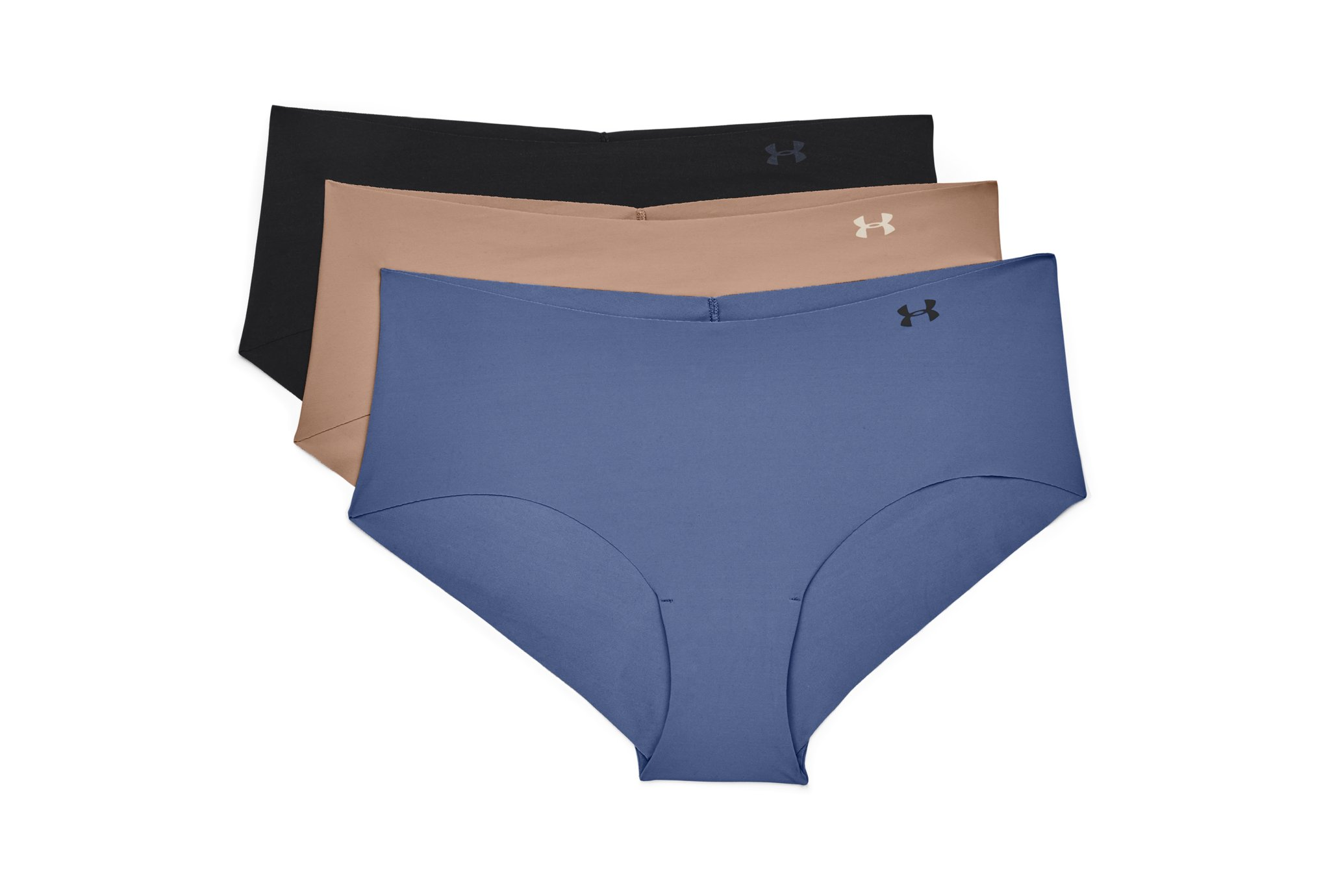 Under Armour Pure Stretch Lot de 3 vêtement running femme