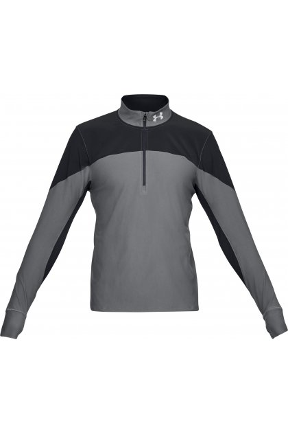 63541a3fde239 Under Armour Camiseta manga larga Qualifier 1 2 Zip