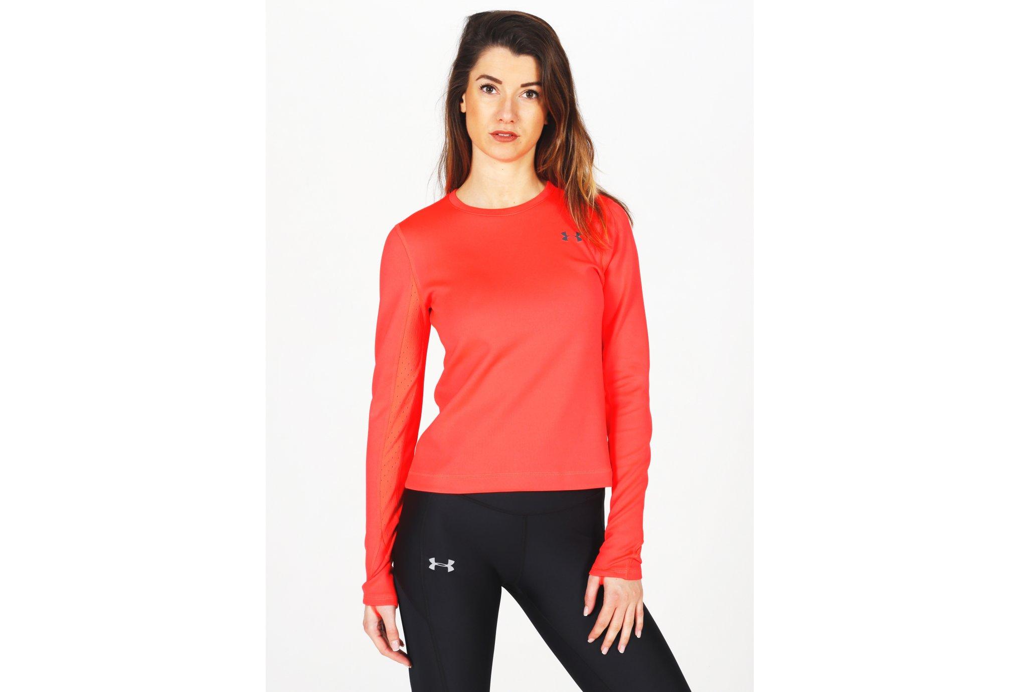 Under Armour Qualifier ColdGear W vêtement running femme