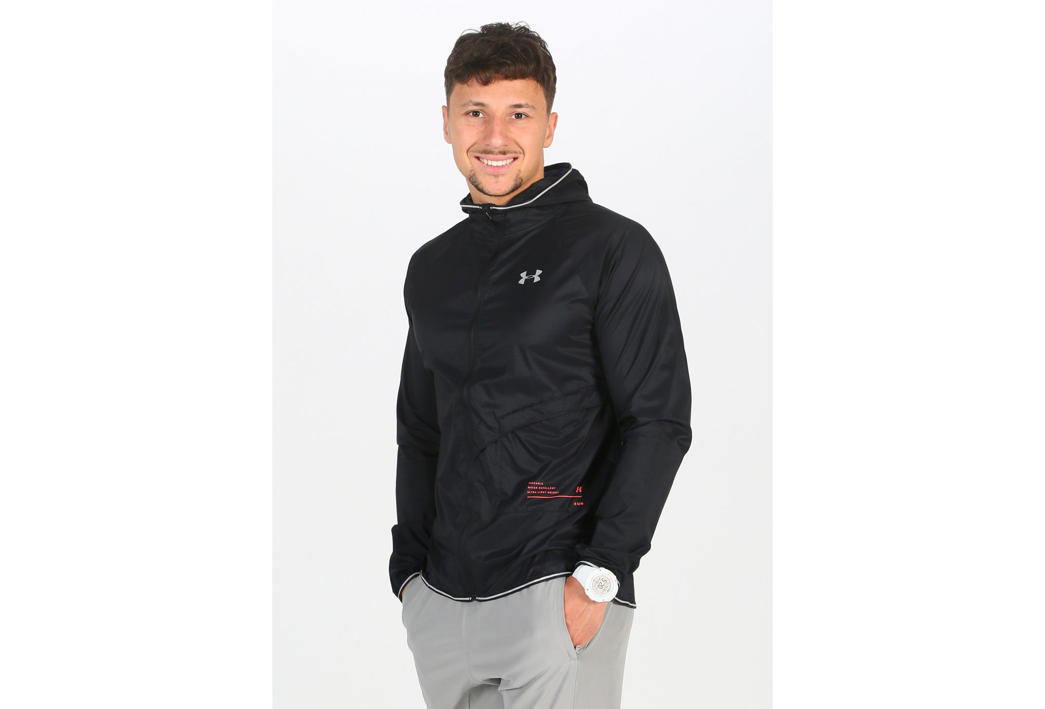 Under Armour Qualifier Storm M vêtement running homme