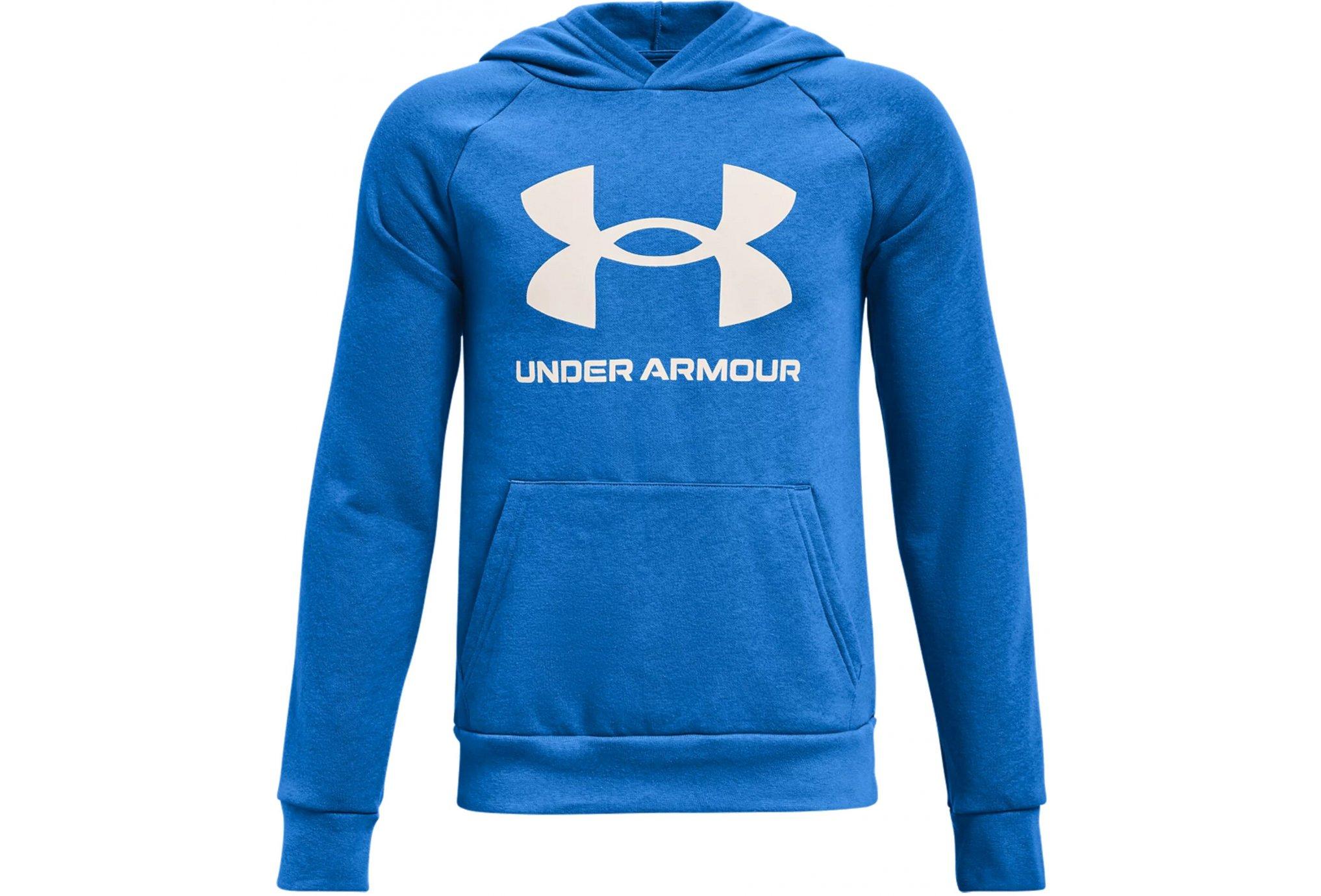 Under Armour Rival Fleece Big Logo Junior vêtement running homme