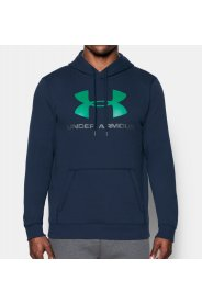 Under Armour Rival Fleece Fitted Graphic M