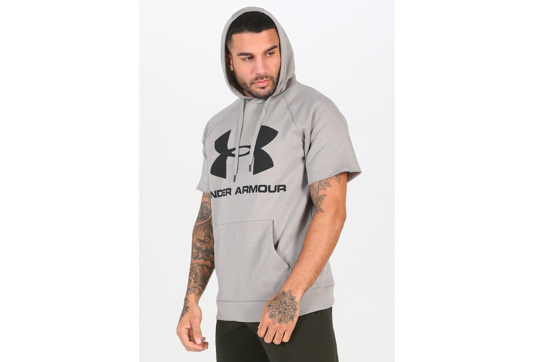 Under Armour Rival Fleece Logo M vêtement running homme