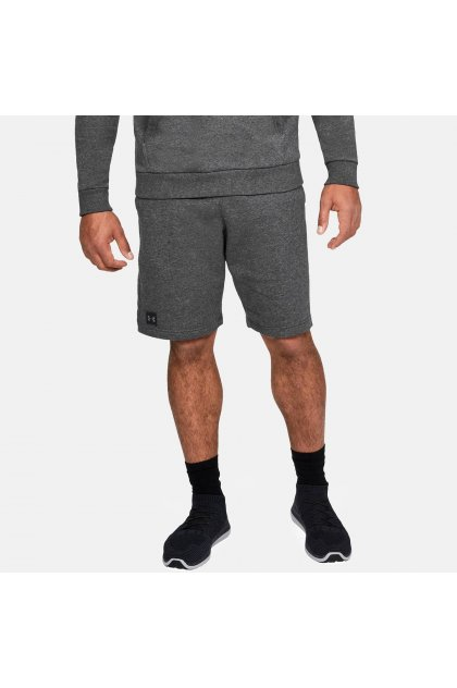Under Armour Pantalón corto Rival Fleece