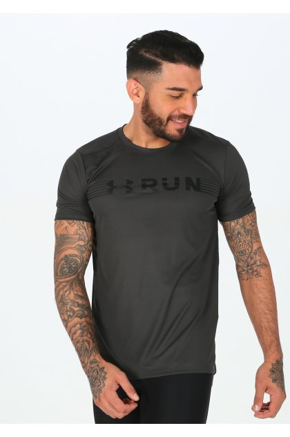 Under Armour camiseta manga corta Run Warped