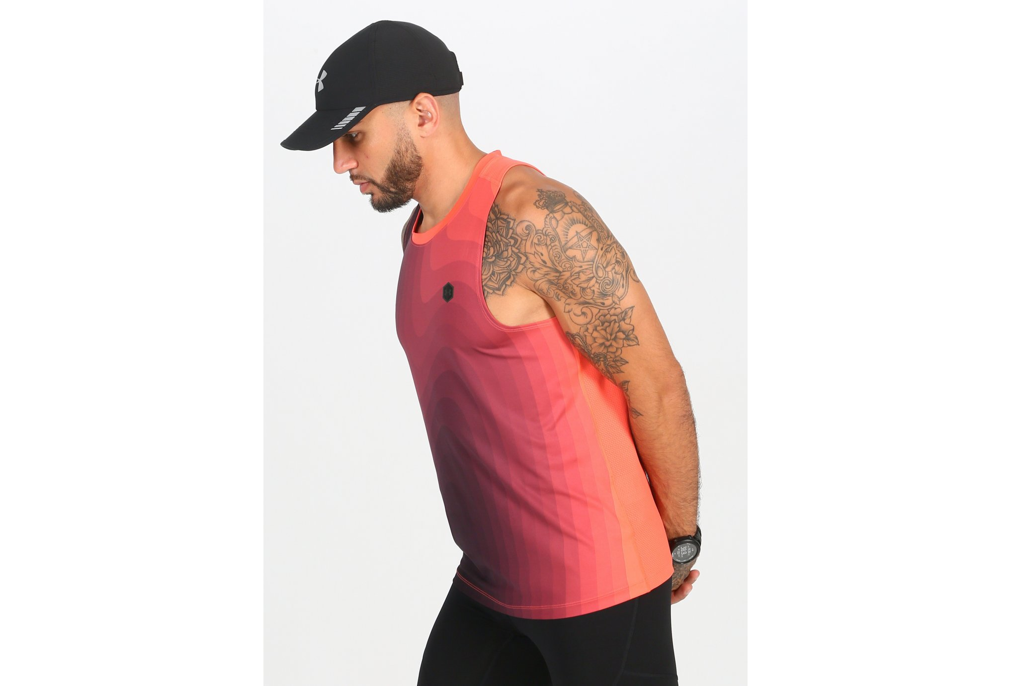 Under Armour Rush Run Track M Diététique Vêtements homme