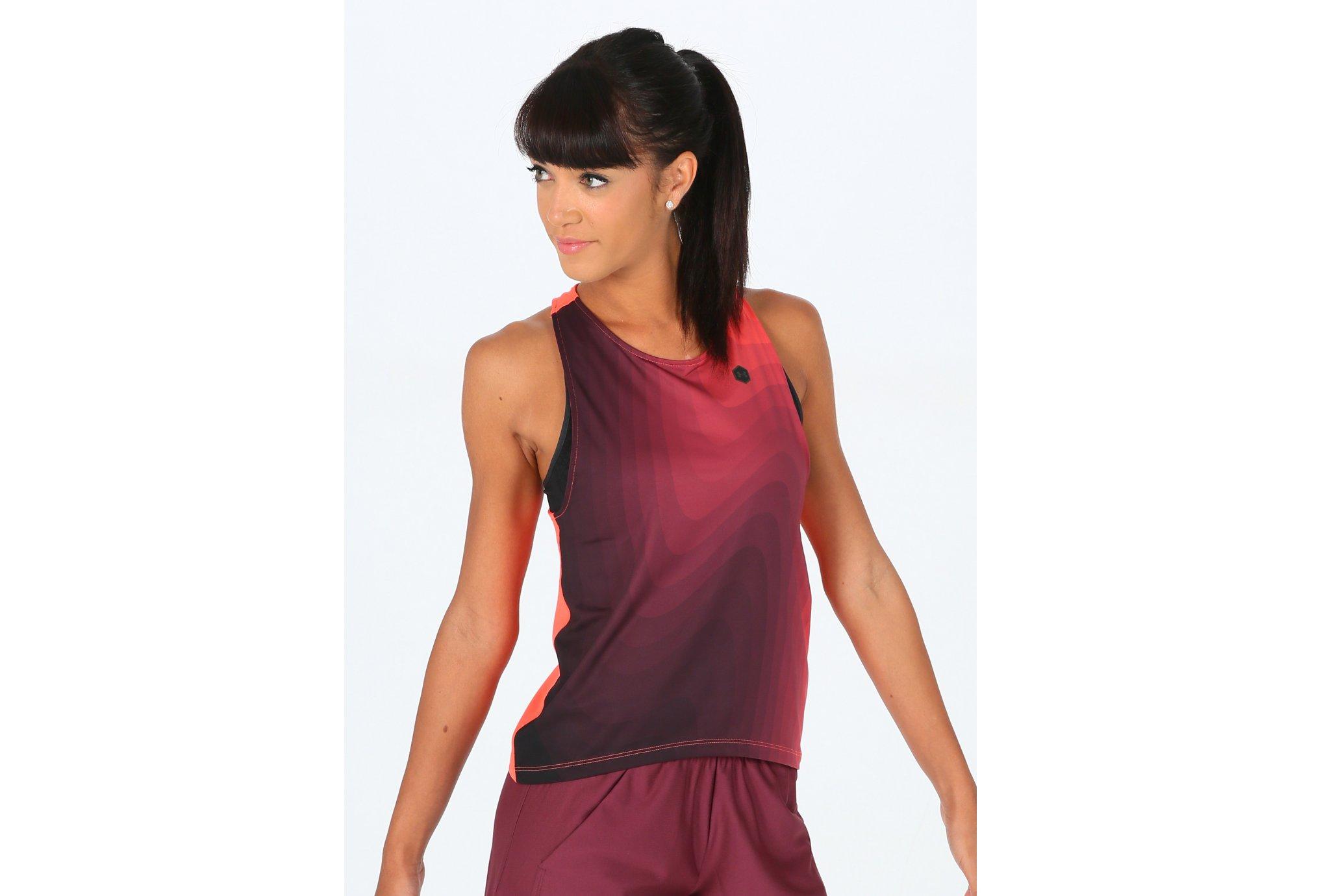 Under Armour Rush Run Track W Diététique Vêtements femme