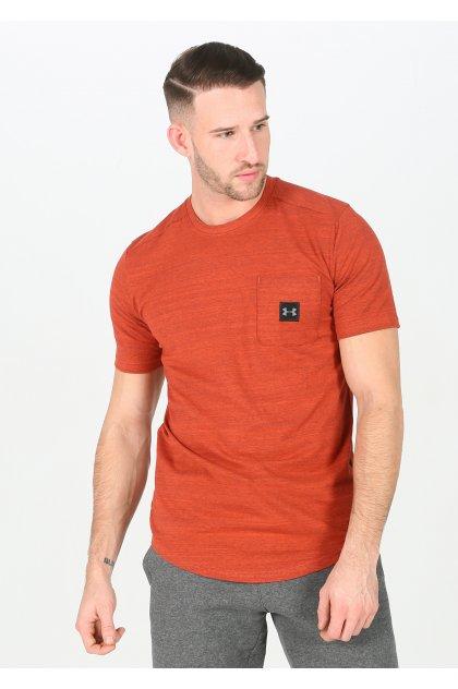 Under Armour Camiseta manga corta Sportstyle Pocket