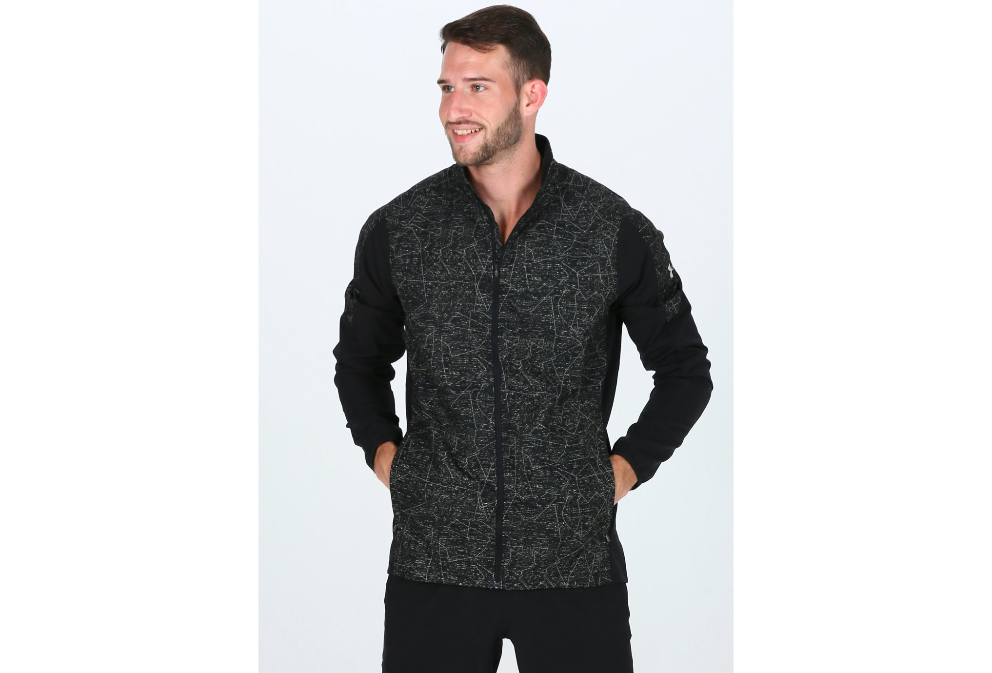 Under Armour Storm Out and Back Printed M vêtement running homme