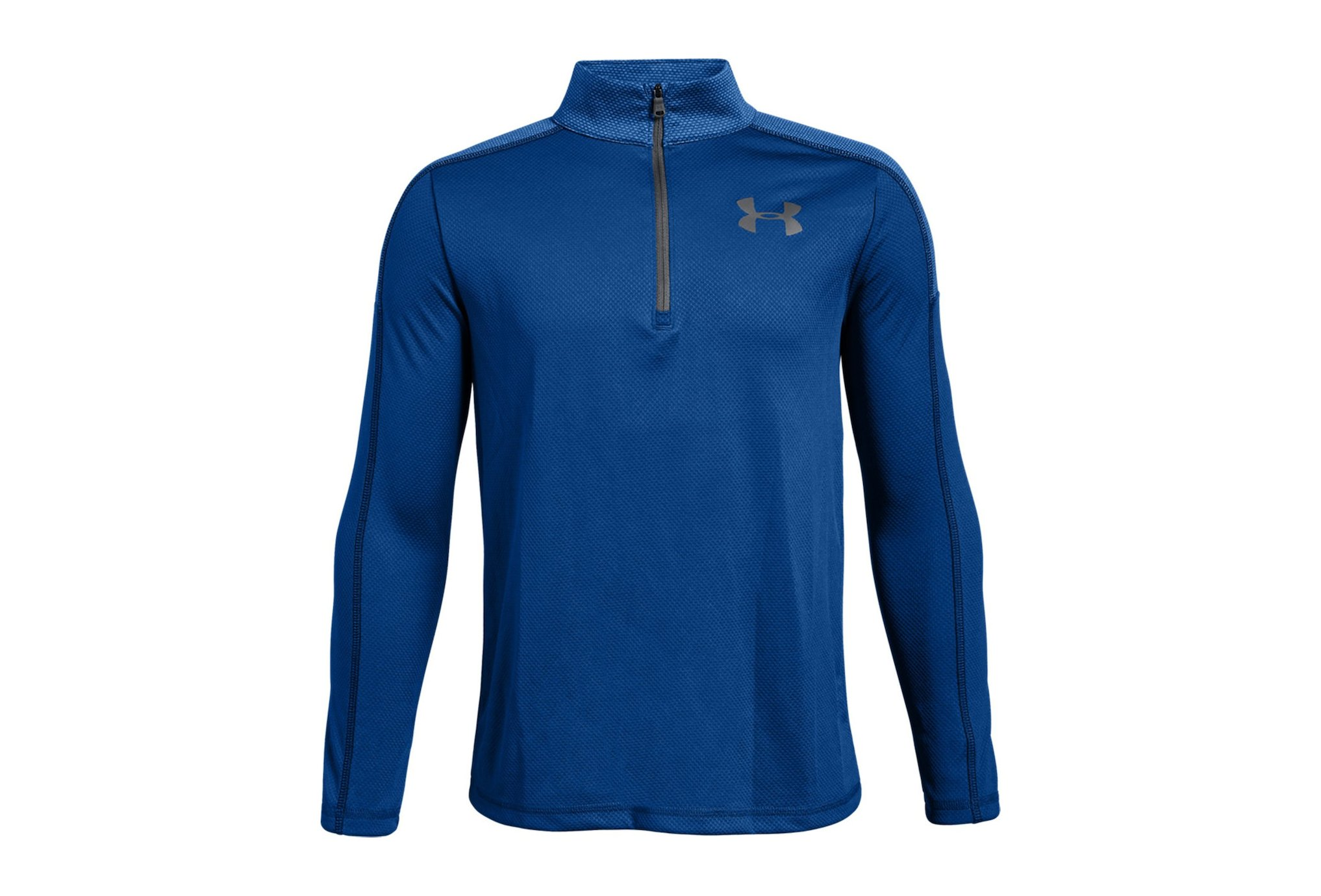 Under Armour Tech 1/4 Zip Junior vêtement running homme