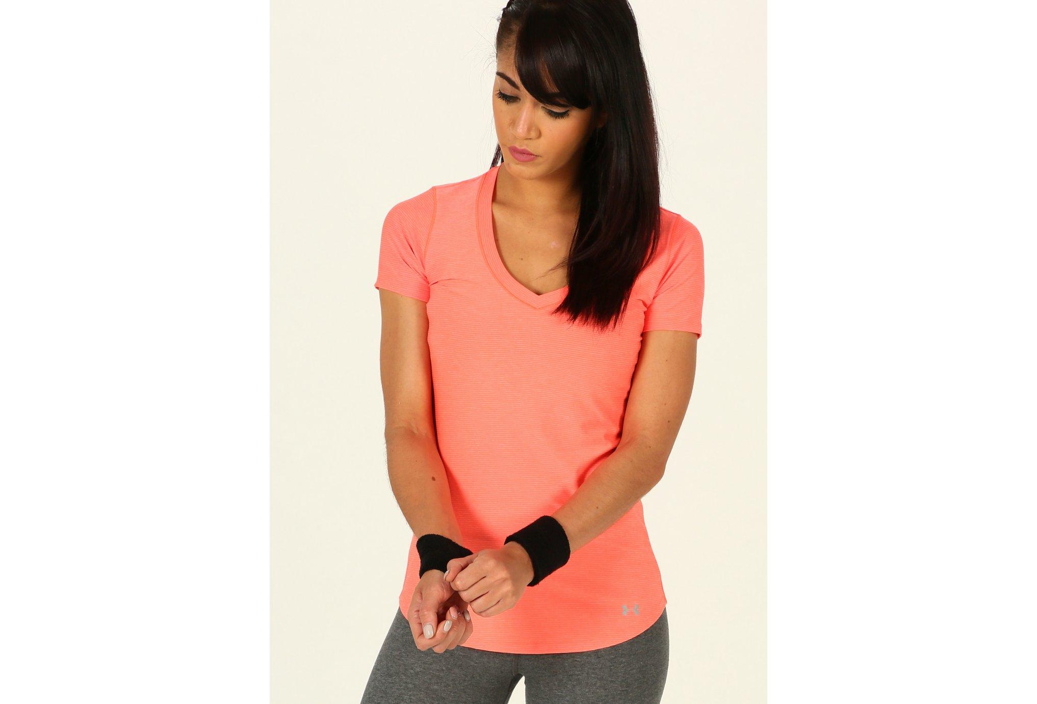 Under Armour Tee-shirt Perfect Pace W vêtement running femme