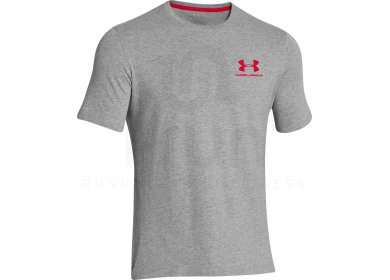 Under Armour Tee-Shirt Sportstyle Left Chest M pas cher - Destockage ... f2e3b254924