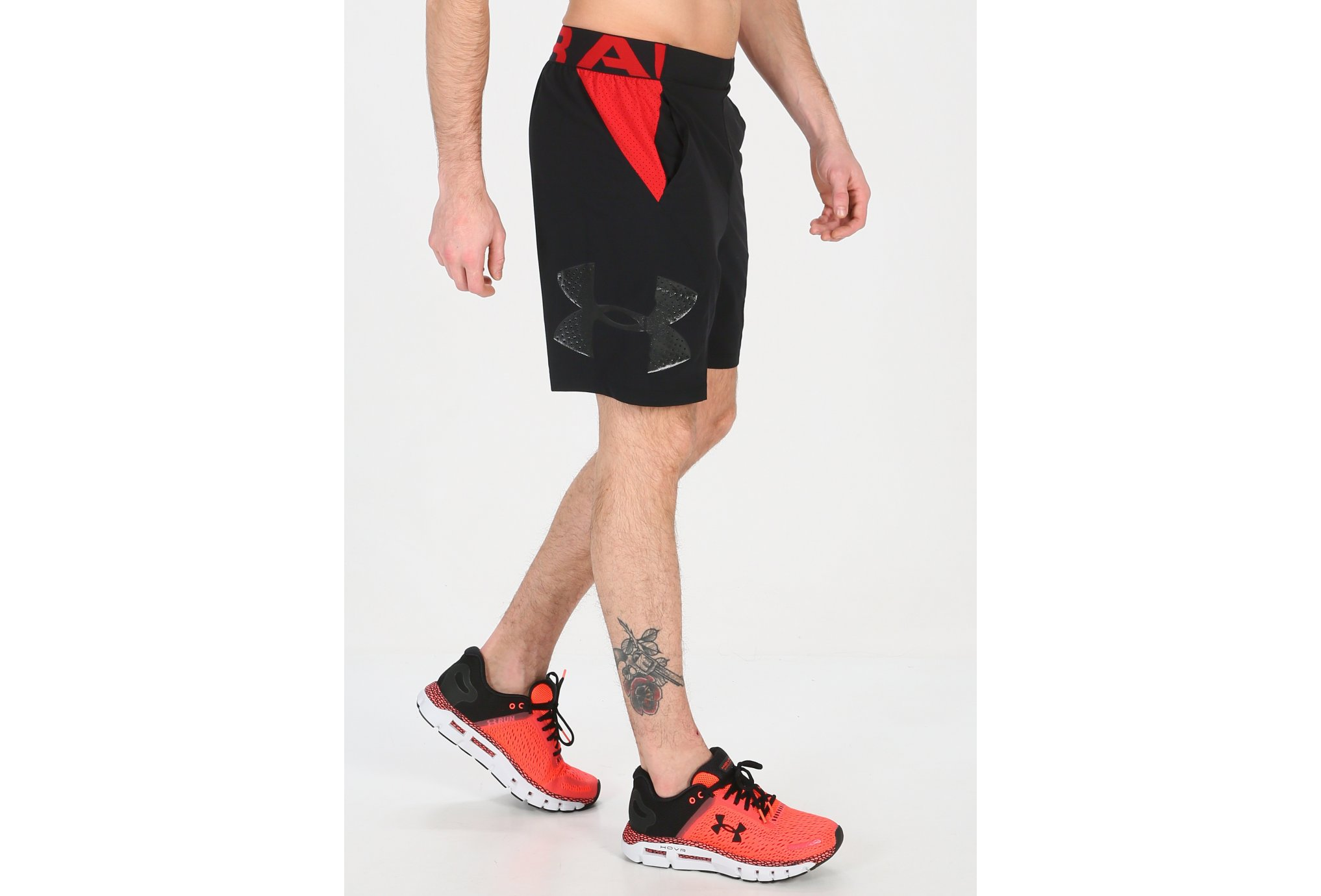 Under Armour Vanish Woven Graphic M vêtement running homme