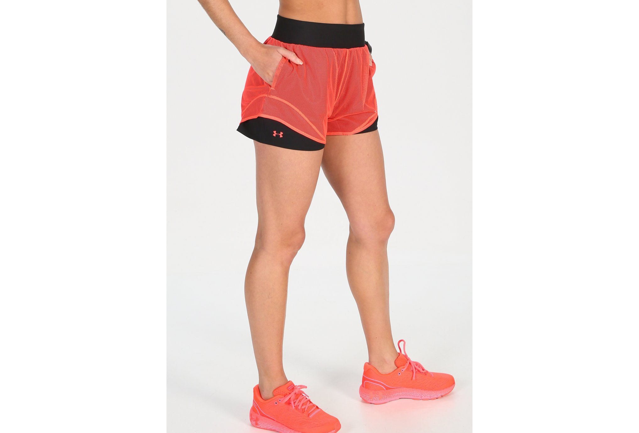 Under Armour Warrior Mesh Layer W Diététique Vêtements femme