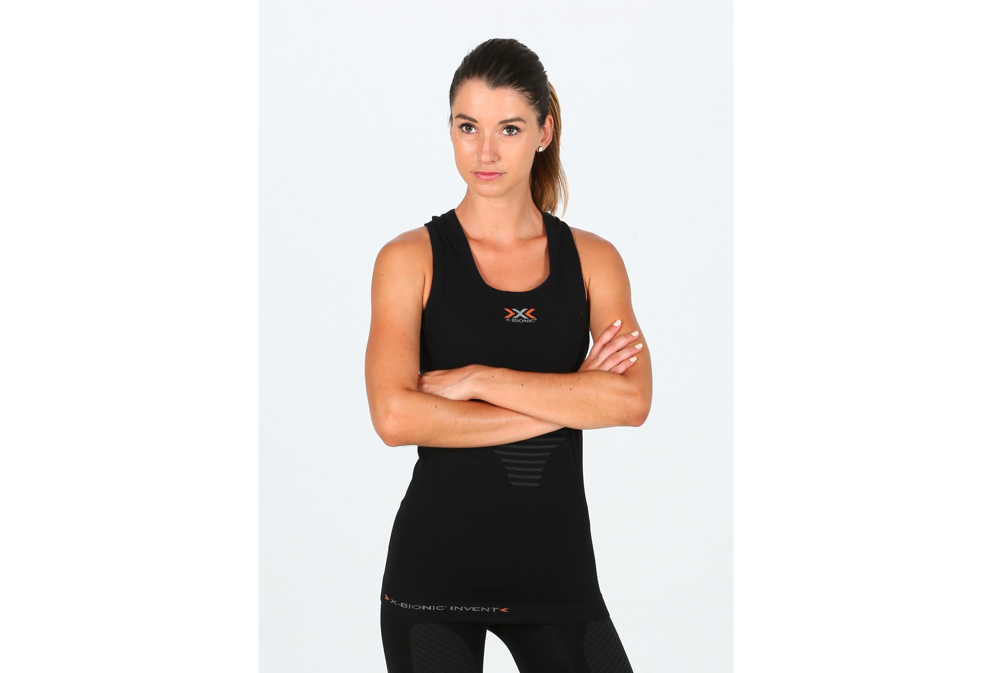 X-Bionic Débardeur Invent Summer Light W vêtement running femme
