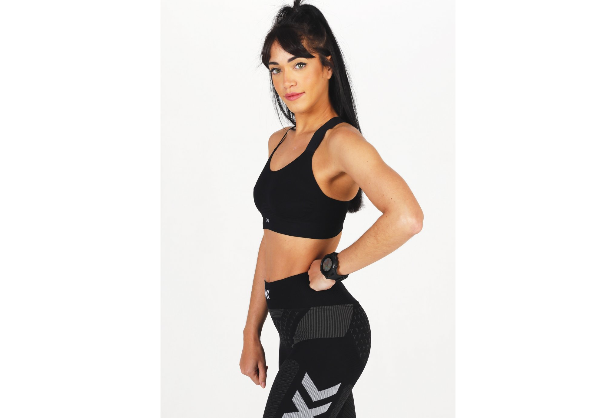 X-Bionic Energizer 4.0 Victoria vêtement running femme