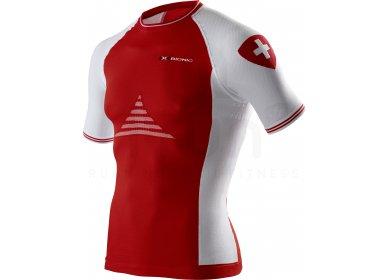 magasin d'usine 66d10 16192 X-Bionic Tee-shirt Running Speed Suisse M