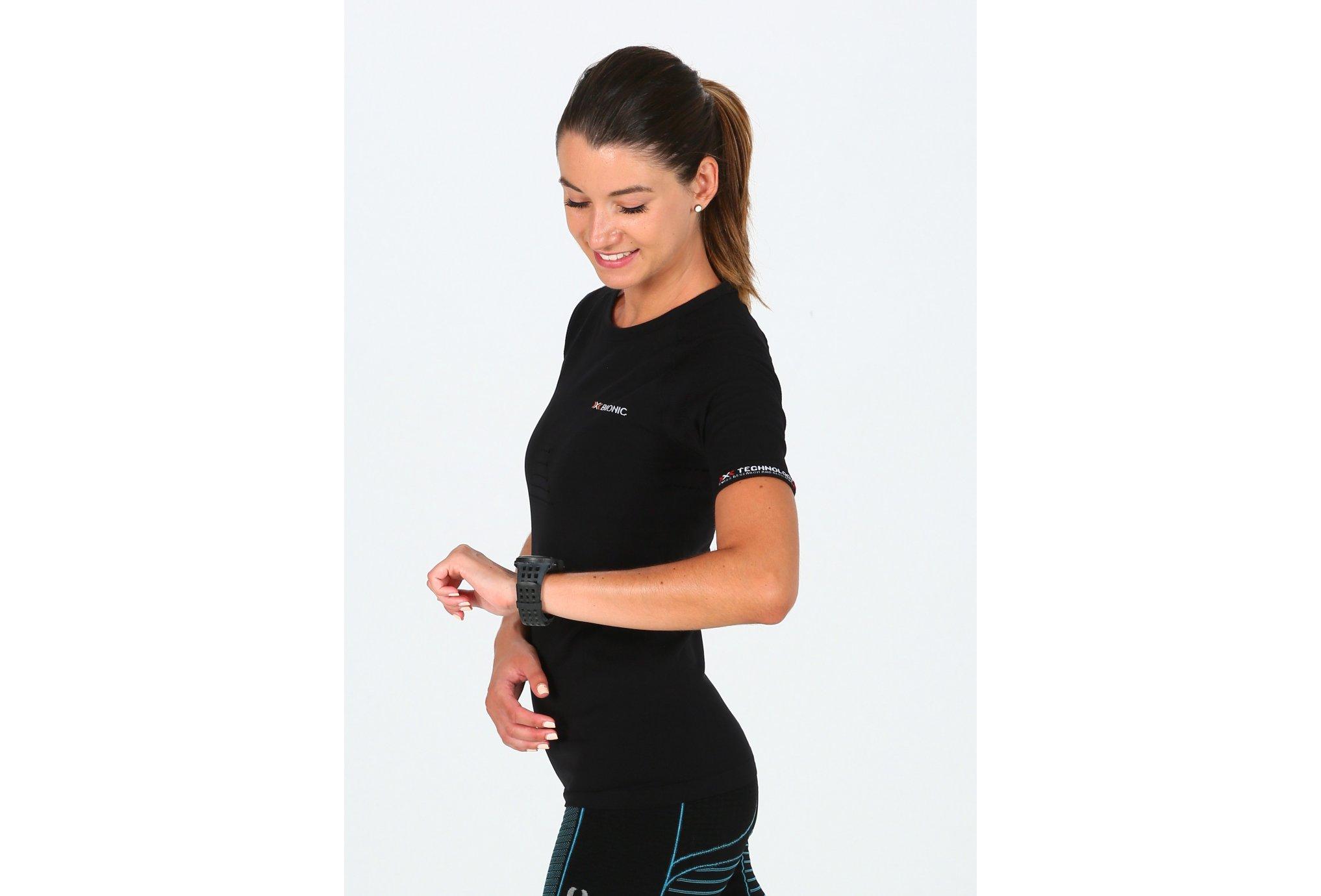X-Bionic Tee-shirt Running Speed W Diététique Vêtements femme