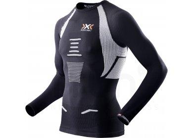 68ccb7449f0 X-Bionic Tee-Shirt The Trick Running M homme Noir pas cher