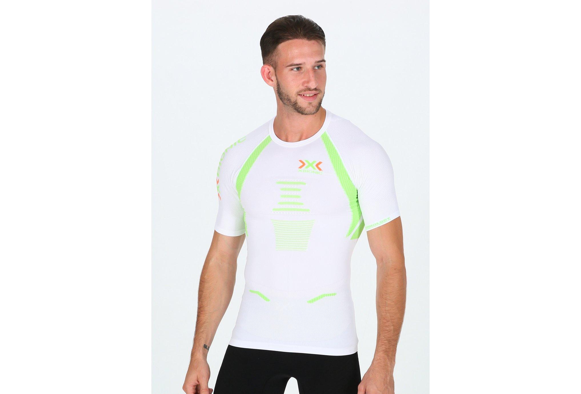 X-Bionic The Trick Running M Diététique Vêtements homme