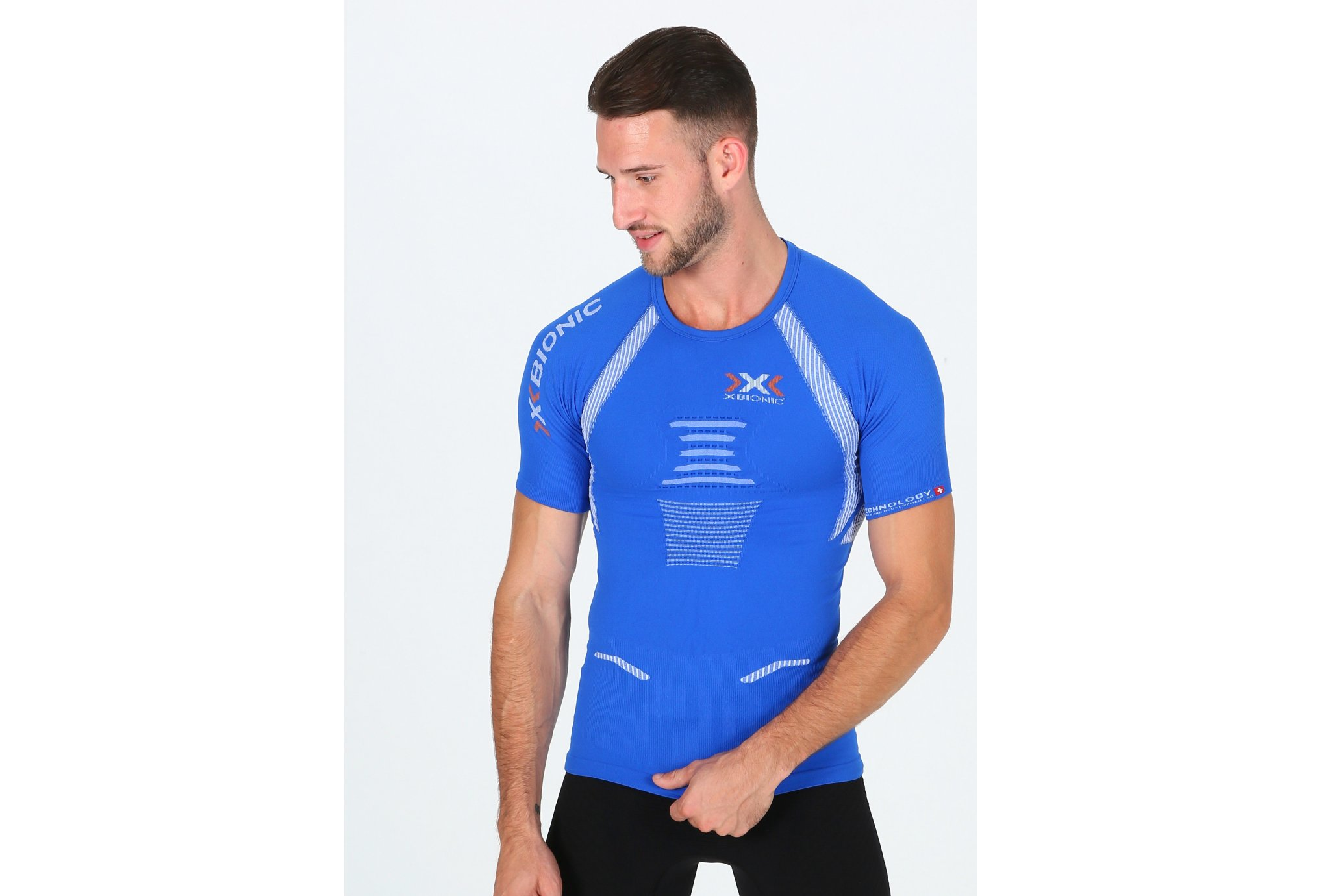 X-Bionic The Trick Running M vêtement running homme